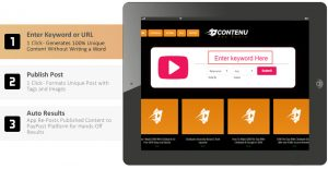 Contenu – A Complete Solution for Creating Unique Blog Article – Earn up $200/Day