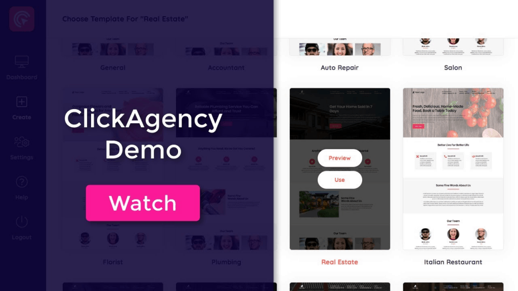 ClickAgency Review, Demo And Best Bonuses