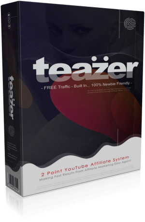 Teazer Review, Demo and Best Bonuses