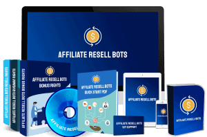 Affiliate Resell Bots Review, Demo And Bonuses