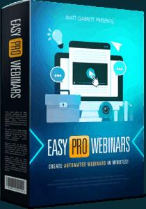 Easy Pro Webinars Review