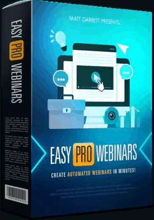 Easy Pro Webinars Review, Demo And Best Bonuses