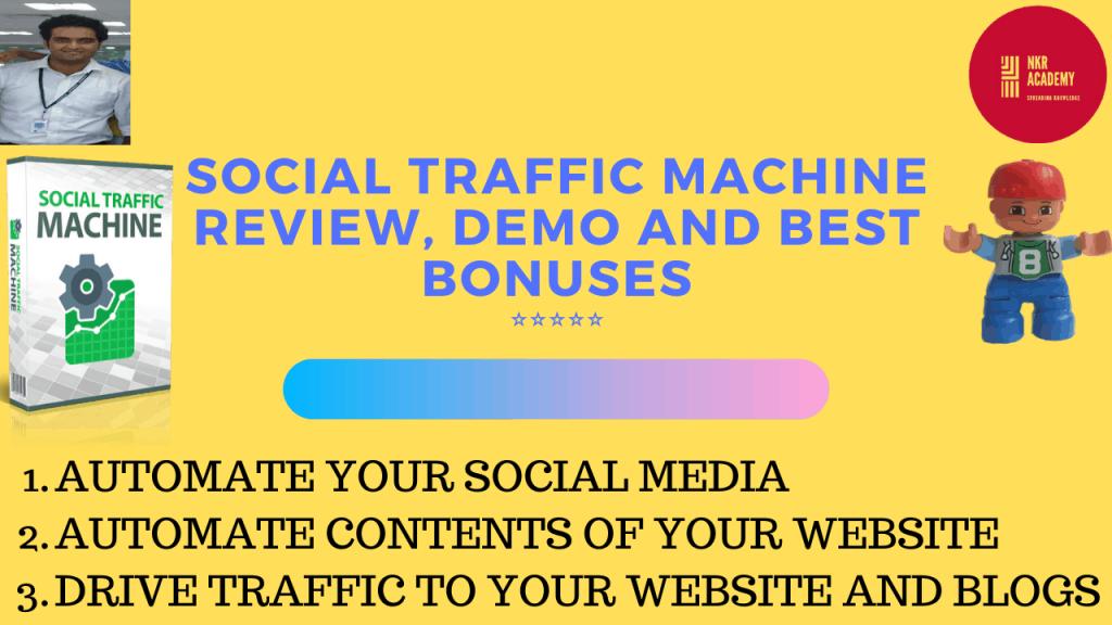 Social Traffic Machine Review