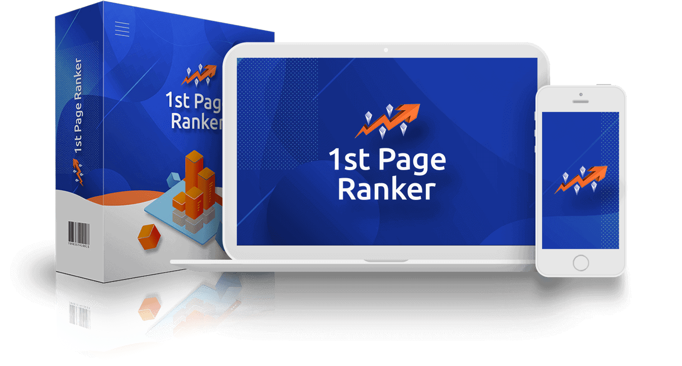 1st Page Ranker Review, Demo And Best Bonuses