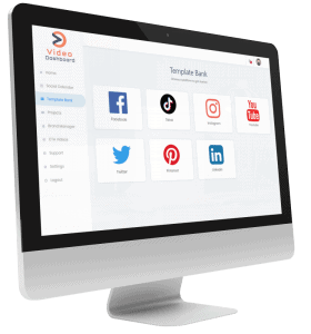 Video Dashboard Review - Ready Made Templates For Seven Social Media Platforms