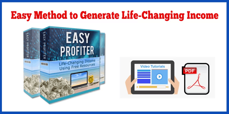 EasyProfiter Review, Demo And Best Bonuses