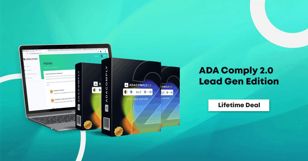 ADA Comply 2.0 Review – 'First To Market' Software Makes Your Websites & Client's Websites ADA Compliant In Minutes AND Finds You Unlimited Prospects & Leads (v 2.0)