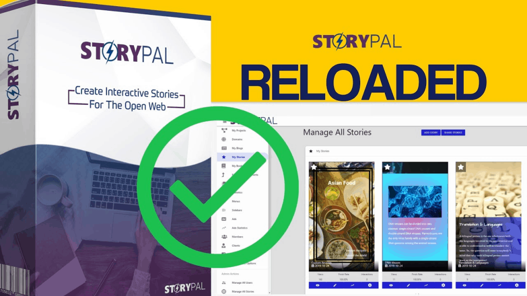 StoryPal Reloaded Review