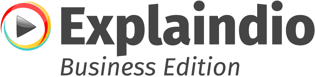 Explaindio 4.0 Business Edition Logo