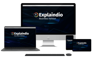 Explaindio 4.0 Business Edition Review And Demo