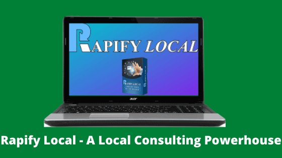 Rapify Local Review And Demo
