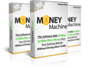 WP Money Machine Review And Bonus