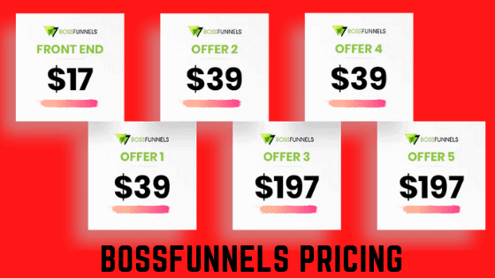BossFunnels Sales Funnel