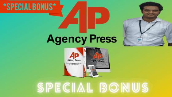 AgencyPress Bonus