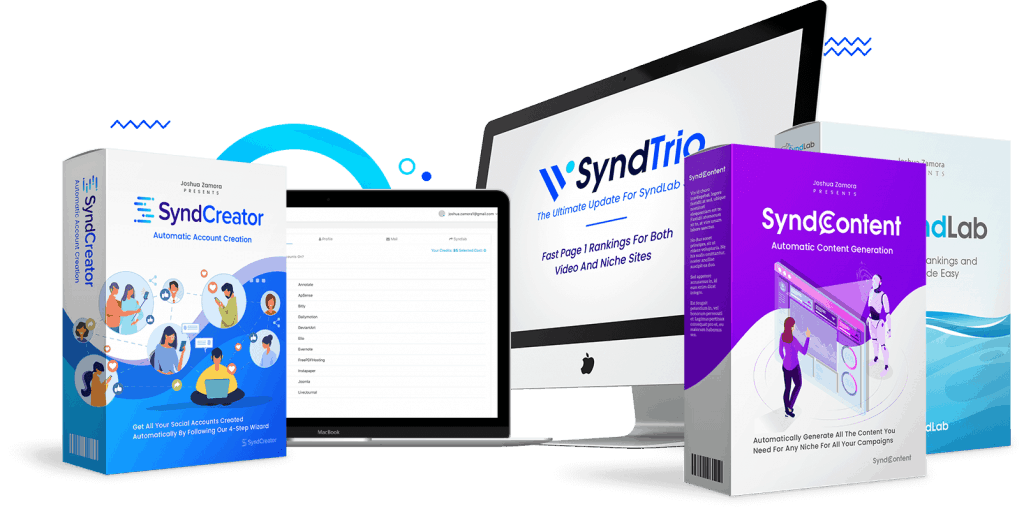 SyndTrio Review And Demo