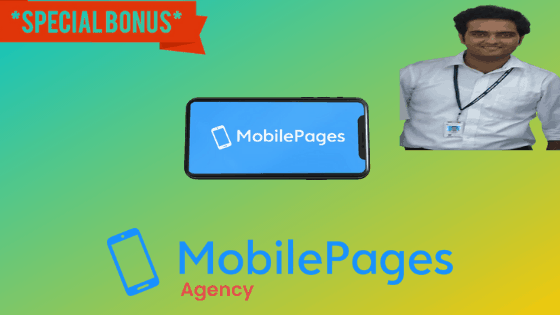 Mobile Pages Review And Bonus