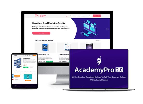Academy Pro 2.0 Review