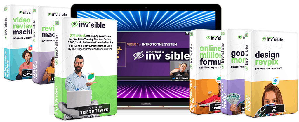 Invisible Method Review